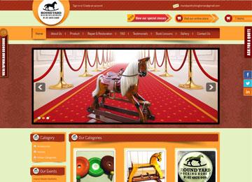 Roundyard Rocking Horses