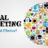 Digital Marketing- Is It Really Cost Effective?